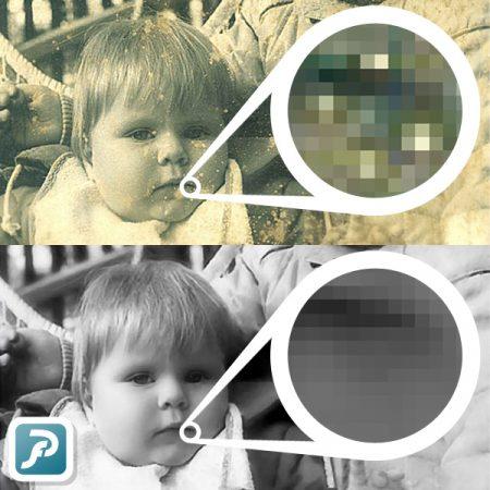 PixelFixer.nl - Foto Herstel / Reparatie / Restauratie