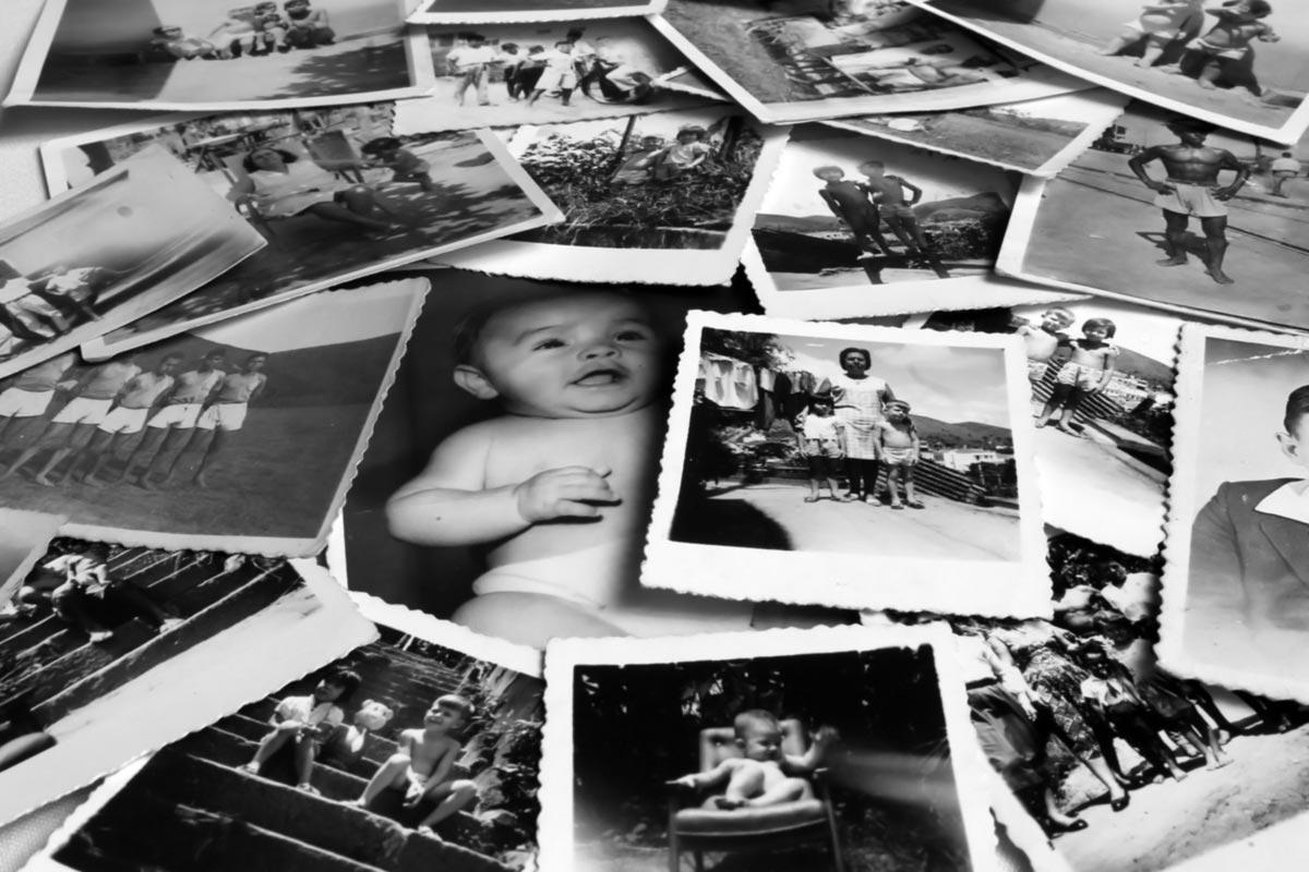 Scan tips oude foto's: een goede scan is uitstekend archief materiaal.